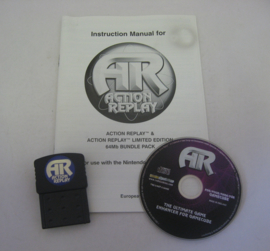 Action Replay Set for GameCube