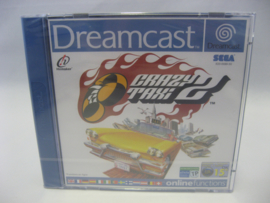 Crazy Taxi 2 (PAL, Sealed)