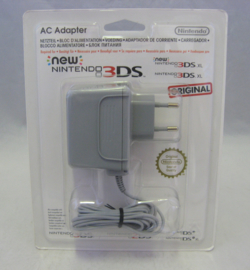 Original New Nintendo 3DS AC Adapter (New)