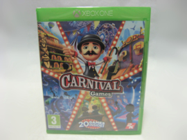 Carnival Games (XONE, Sealed)