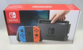 Nintendo Switch Console - Red/Blue (New)