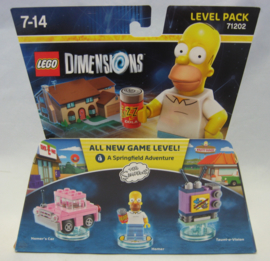 Lego Dimensions - Level Pack - The Simpsons (New)