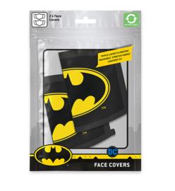 DC Comics: Batman Logo Face Mask (New)