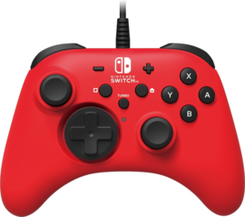 HoriPad Wired Controller 'Red' (New)
