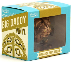"Bioshock - Big Daddy 4"" Vinyl Figure (New)"