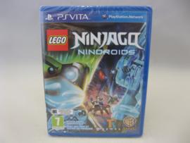 Lego Ninjago Nindroids (PSV, Sealed)
