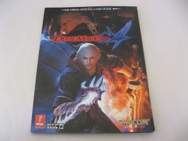 Devil May Cry 4 - Official Game Guide (Prima)