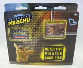 Pokémon TCG: Detective Pikachu Case File - 3 Booster Blister (New)