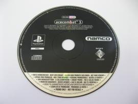 Ace Combat 3 - SCES-02066 (Promo, NFR)