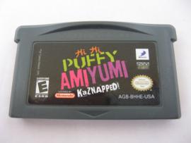 Hi Hi Puffy AmiYumi Kaznapped! (USA)