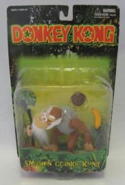 Donkey Kong Action Figure - Smashin' Cranky Kong (New)