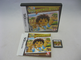Go Diego Go! Safari Rescue (USA)