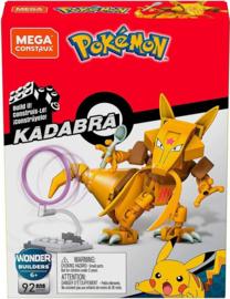 Pokemon - Mega Construx - Kadabra (New)