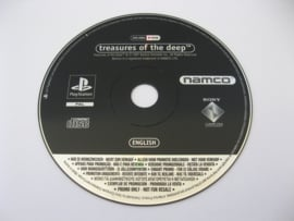 Treasures of the Deep - SCES-00850 (Promo, NFR)