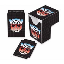 DECKBOX - Transformers Autobot (New)