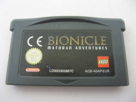 Bionicle Matoran Adventures (EUR)