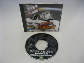 Samurai Spirits 3 / Shodown 3 (NeoGeo CD, JAP)