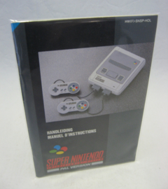 10x Snug Fit Manual Sleeve for Super Nintendo Manuals