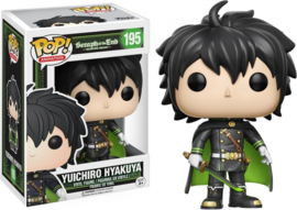 POP! Yuichiro Hyakuya - Seraph of the End (New)