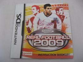 Real Football 2009 *Manual* (UKV)