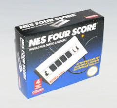 1x Snug Fit NES Four Score Box Protector