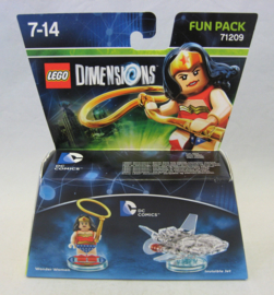 Lego Dimensions - Fun Pack - DC Comics - Wonder Woman (New)