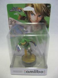 Amiibo Figure - Link - Super Smash Bros (New)
