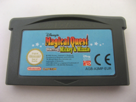 Disney's Magical Quest Starring Mickey & Minnie (EUR)