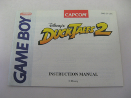 Duck Tales 2 *Manual* (USA)