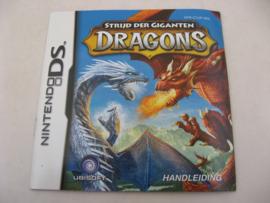 Strijd der Giganten Dragons *Manual* (HOL)