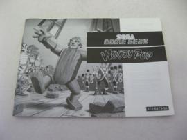 Woody Pop *Manual* (GG)