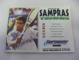 Pete Sampras Tennis *Manual*