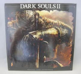 Dark Souls II Original Game Soundtrack 2 Clear LP (NEW)