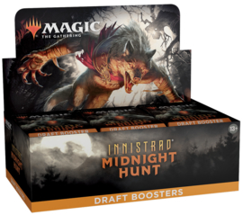 MTG:  Innistrad: Midnight Hunt Booster Pack (1x Booster)