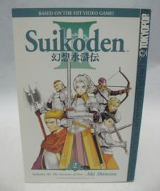 Suikoden III - Volume 2 - (Manga/Graphic Novel)