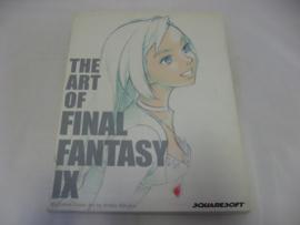 The Art of Final Fantasy IX (BradyGames)