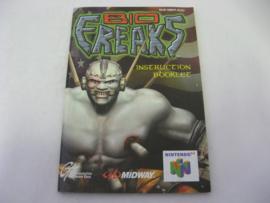 Bio Freaks *Manual* (EUU)