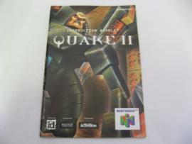 Quake II *Manual* (AUS)