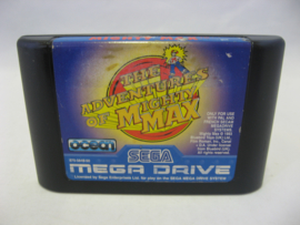 Adventures of Mighty Max (SMD)