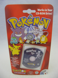 Pokemon PokeROM - Mewtwo - Collectible CD-ROM (New)