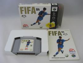 FIFA 64 (EUR, CIB)
