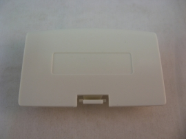 Replacement Battery Cover for GameBoy Advance (White)