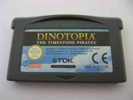 Dinotopia: The Timestone Pirates (EUR)