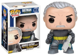 POP! Armored Batman (Unmasked) - Batman The Dark Knight Returns (New)