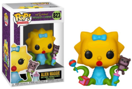 POP! Alien Maggie - The Simpsons: Treehouse of Horror (New)