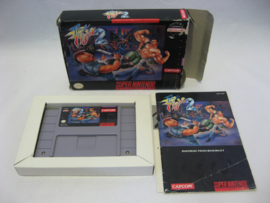 Final Fight 2 (NTSC, CIB)