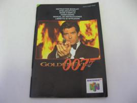 Goldeneye *Manual* (NEU6)