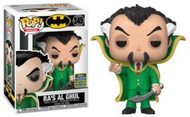 POP! Ra's Al Ghul - DC Comics - Funko 2020 Summer Convention Exclusive (New)