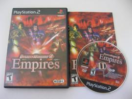 Dynasty Warriors 4 Empires (USA)