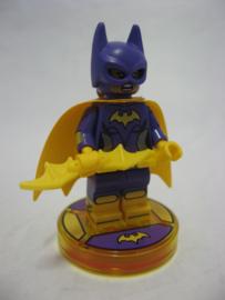 Lego Dimensions - Batgirl Minifig w/ Base